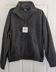 Clearance Tri Mountain Classic Panda Fleece Jacket